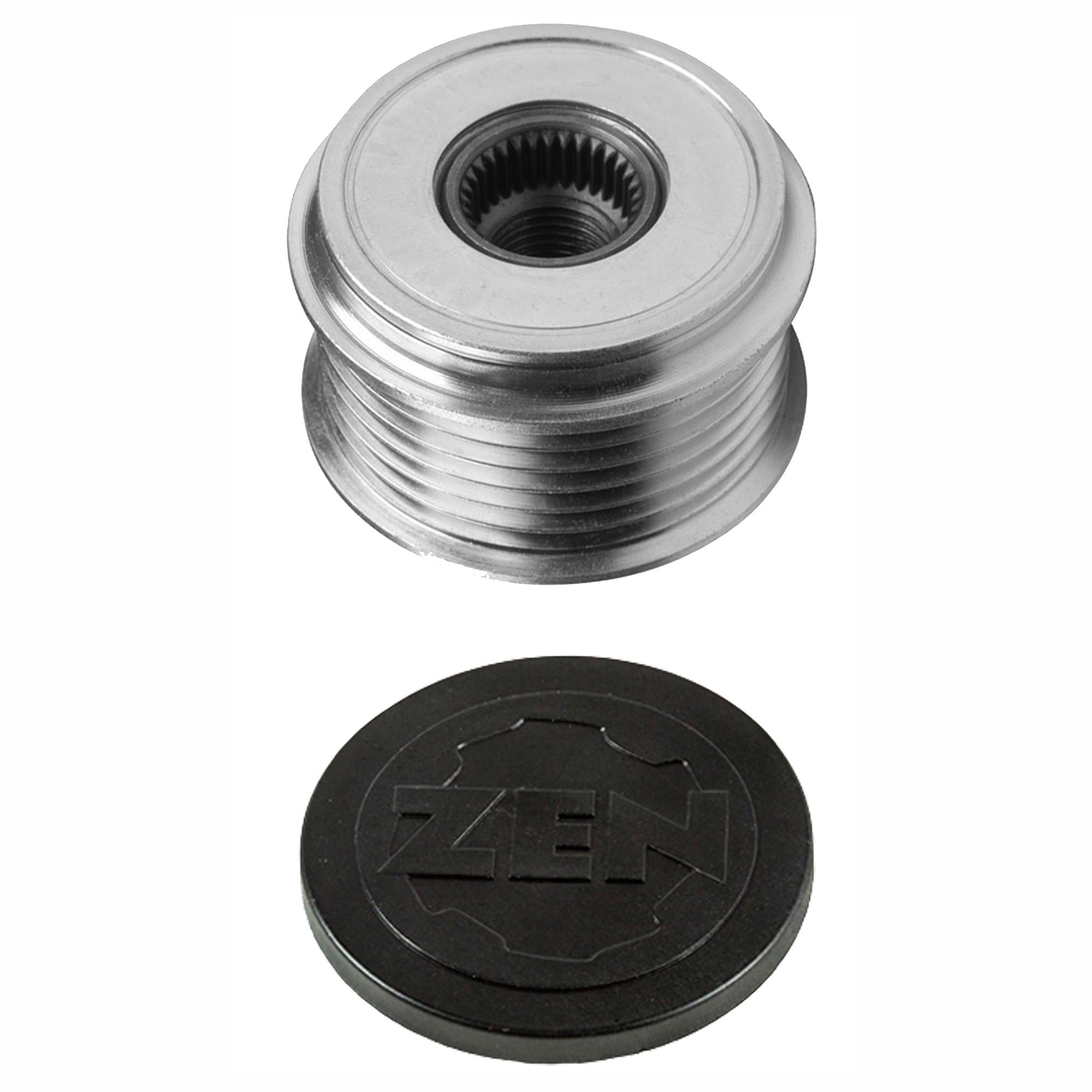 Polia Alternador Roda Livre MBB 180D (ZEN5375)