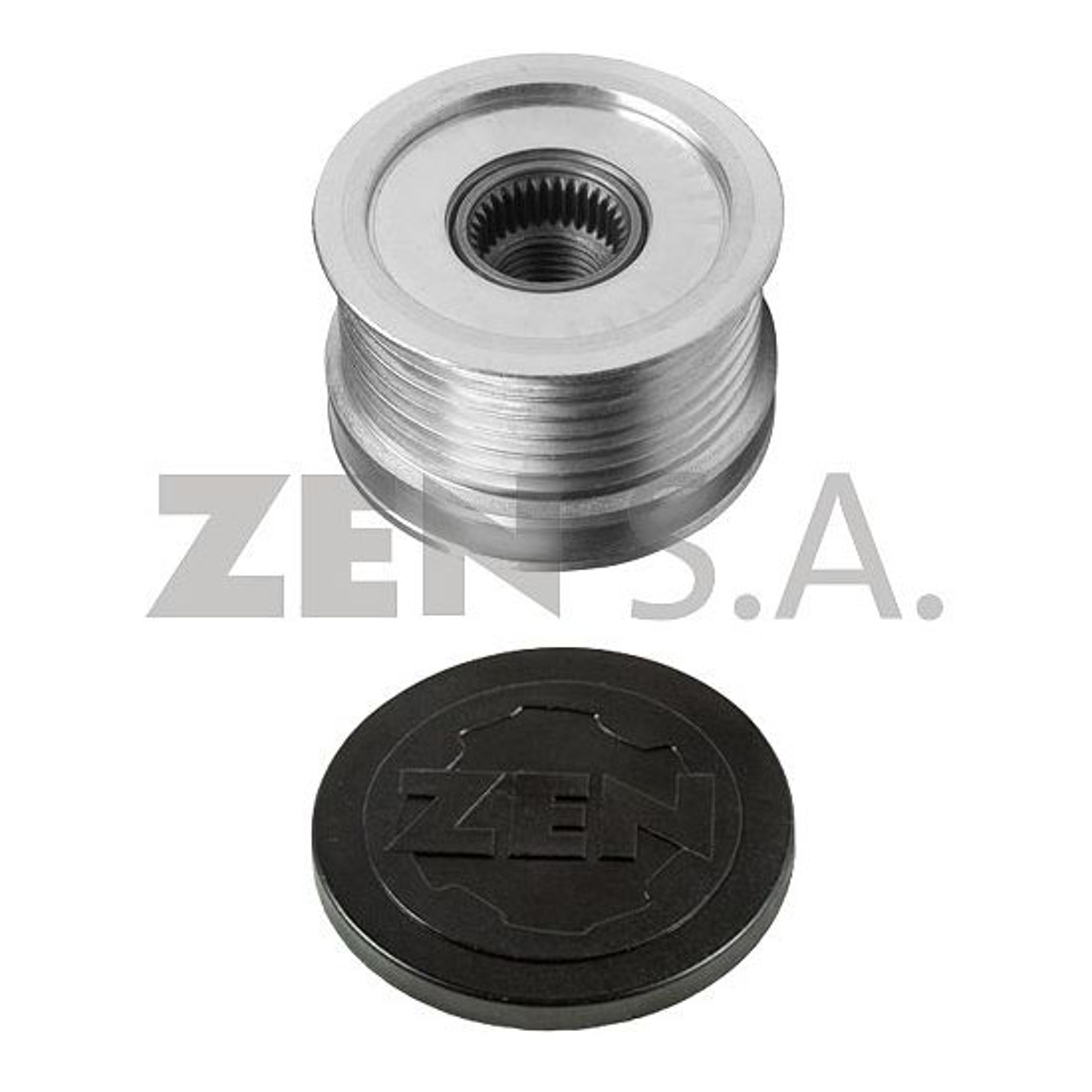 Polia Alternador Roda Livre MERCEDES C200 C250 SPRINTER (ZEN