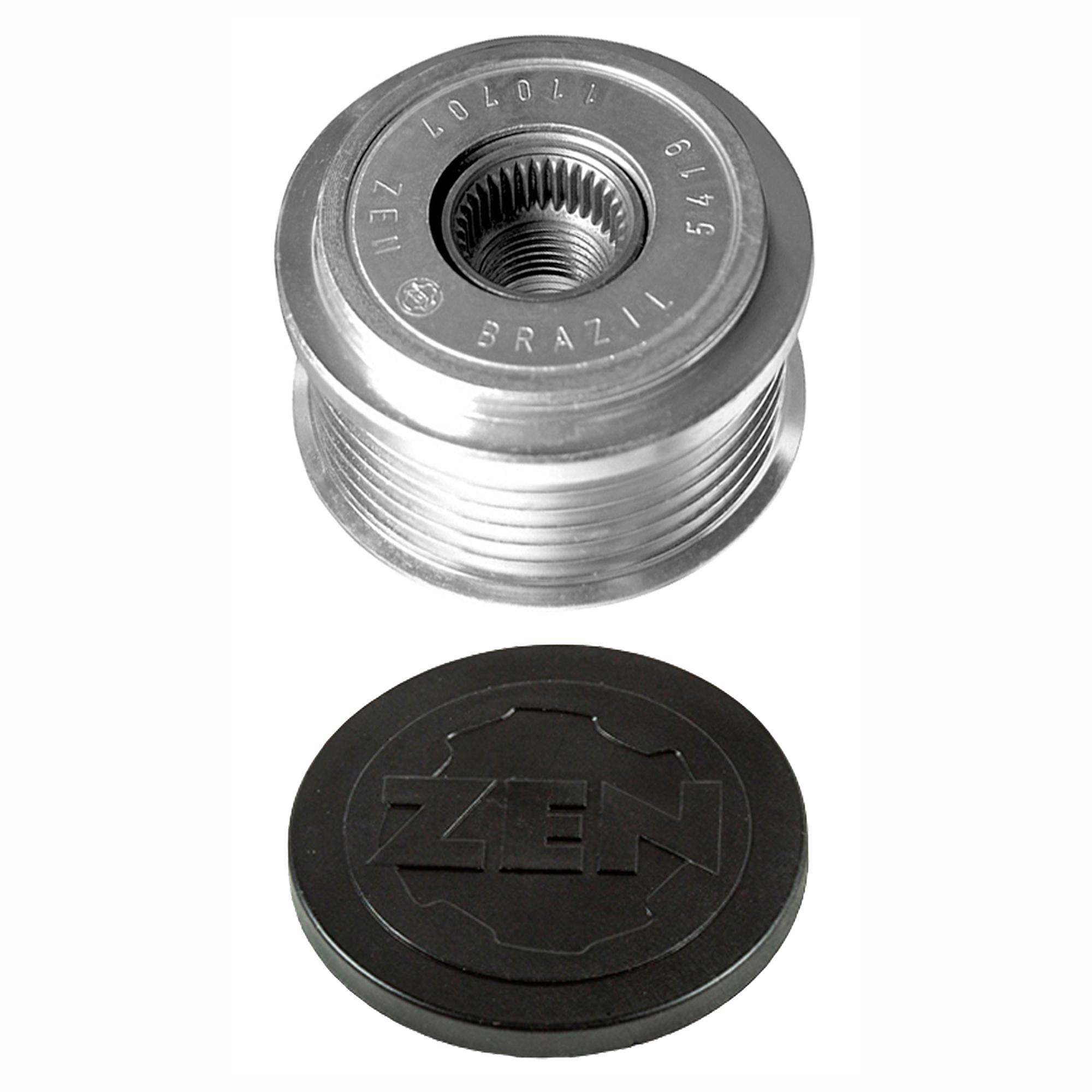 Polia Alternador Roda Livre MAZDA 2.5 (ZEN5419)