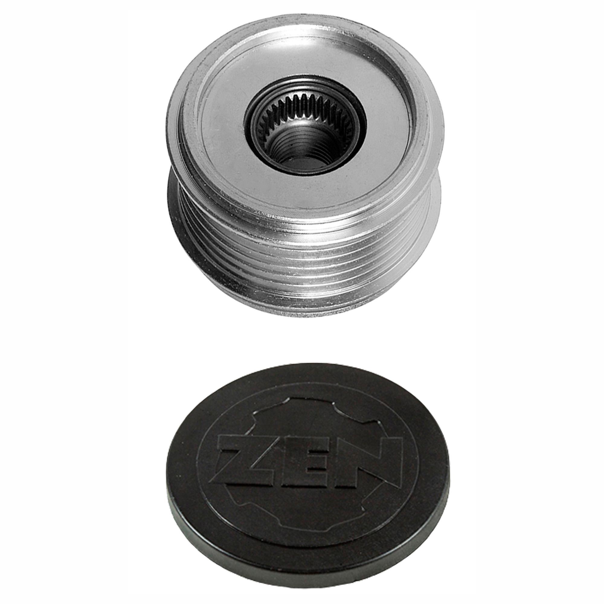 Polia Alternador Roda Livre AUDI A3 A4 A6 TT (ZEN5448) - ZEN
