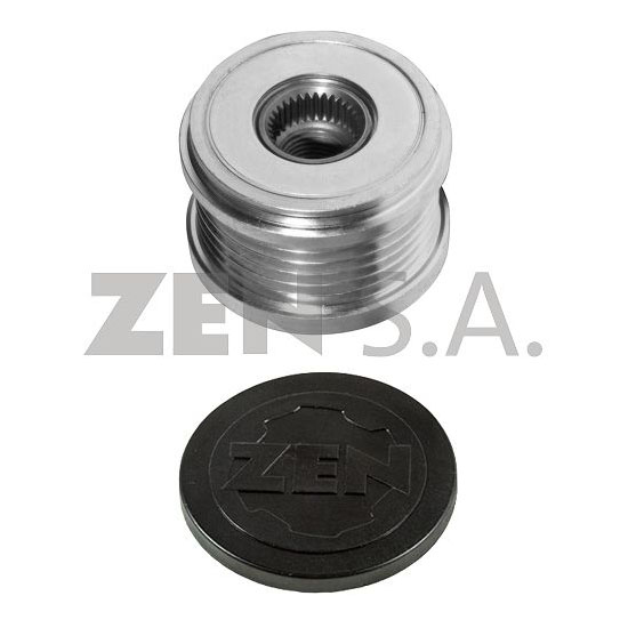Polia Alternador Roda Livre C5 PEUGEOT 406 (ZEN5453)