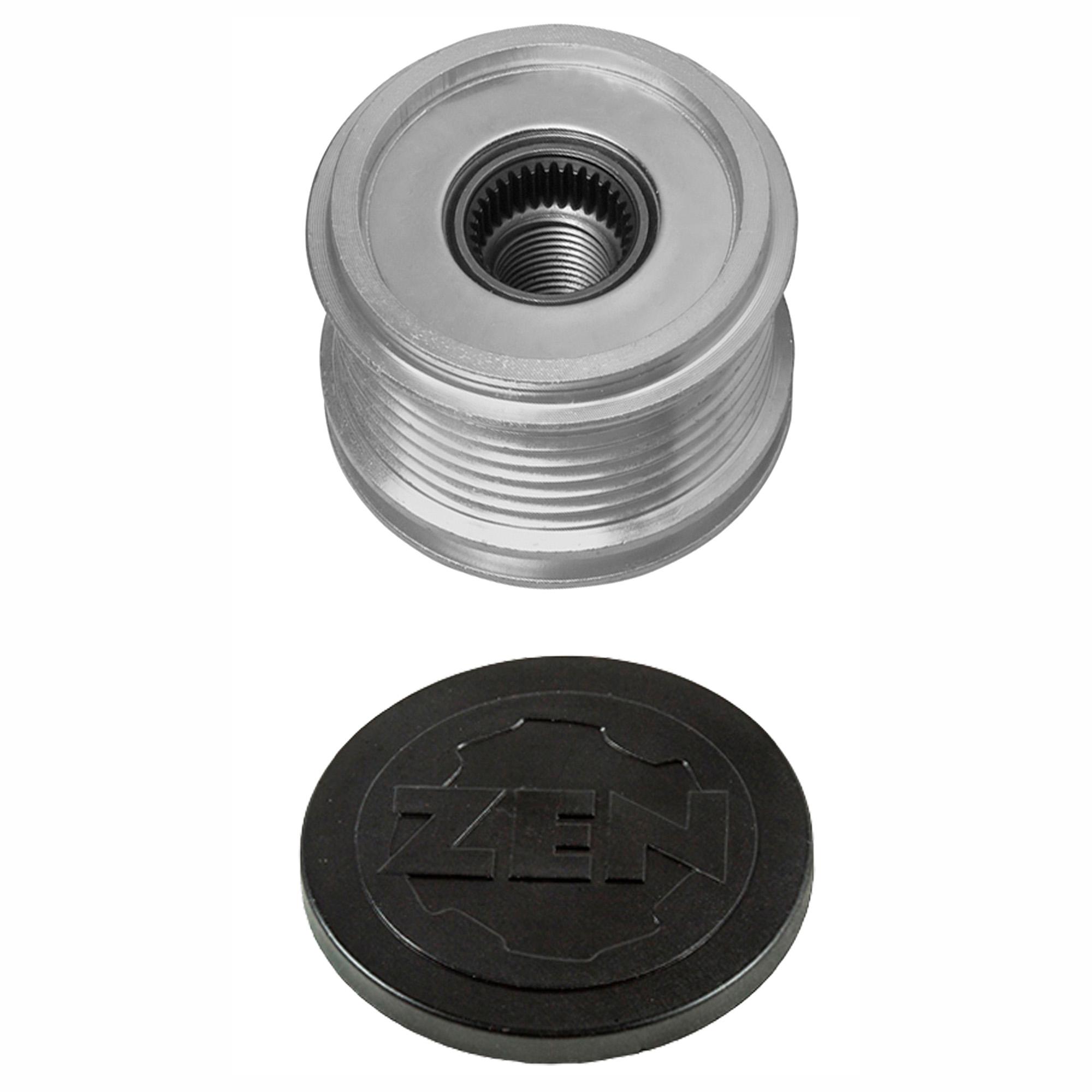 Polia Alternador Roda Livre MBB C160 (ZEN5461)