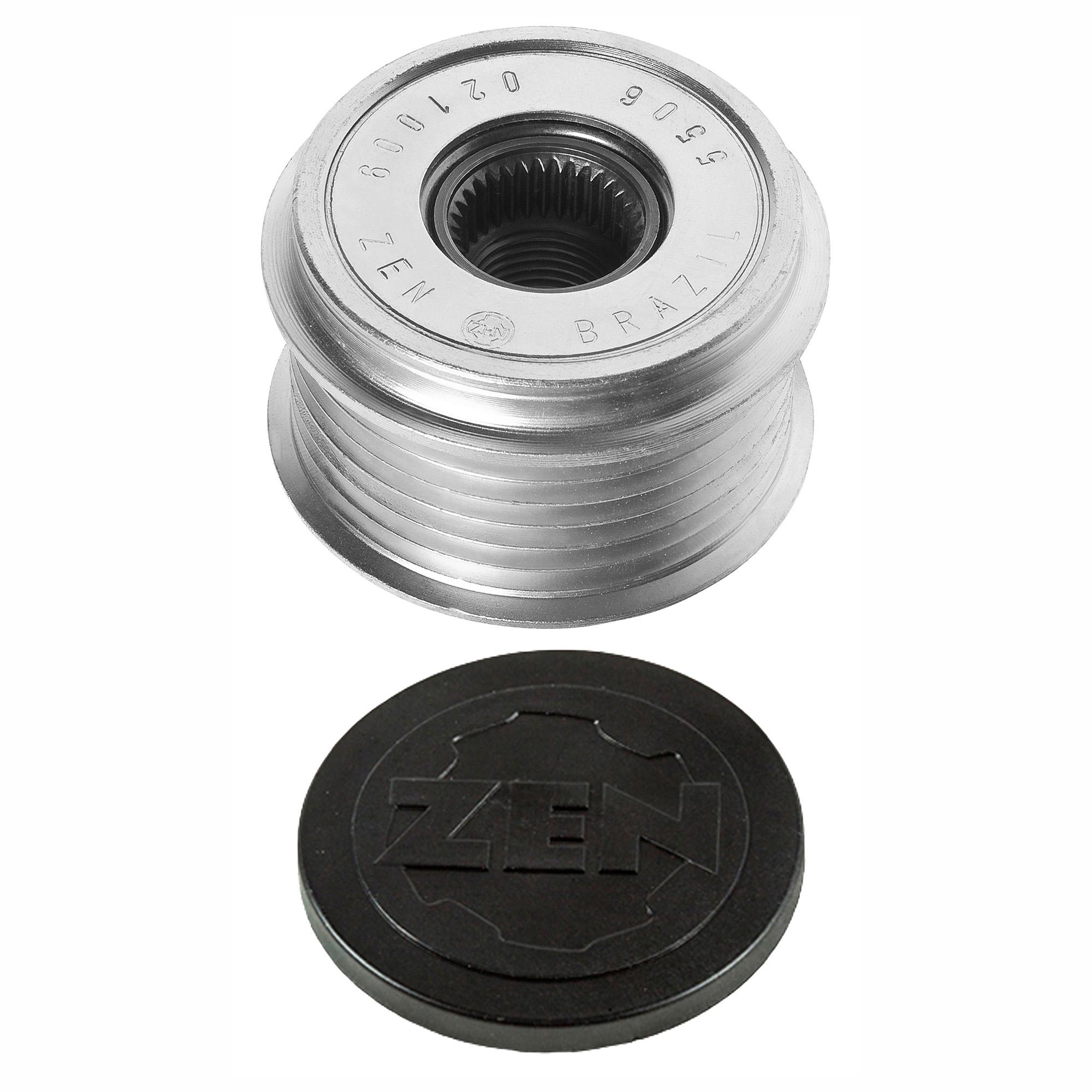Polia Alternador Roda Livre TRANSIT 2.3 - 16V (ZEN5506)