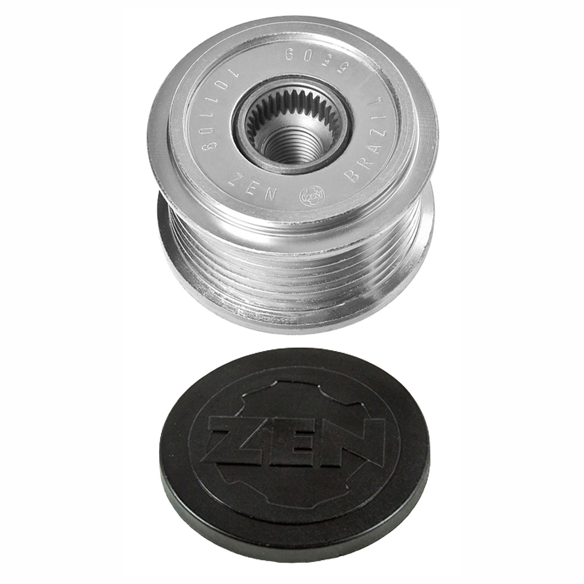 Polia Alternador Roda Livre LAND CRUISER HILUX 3.0 (ZEN5509)