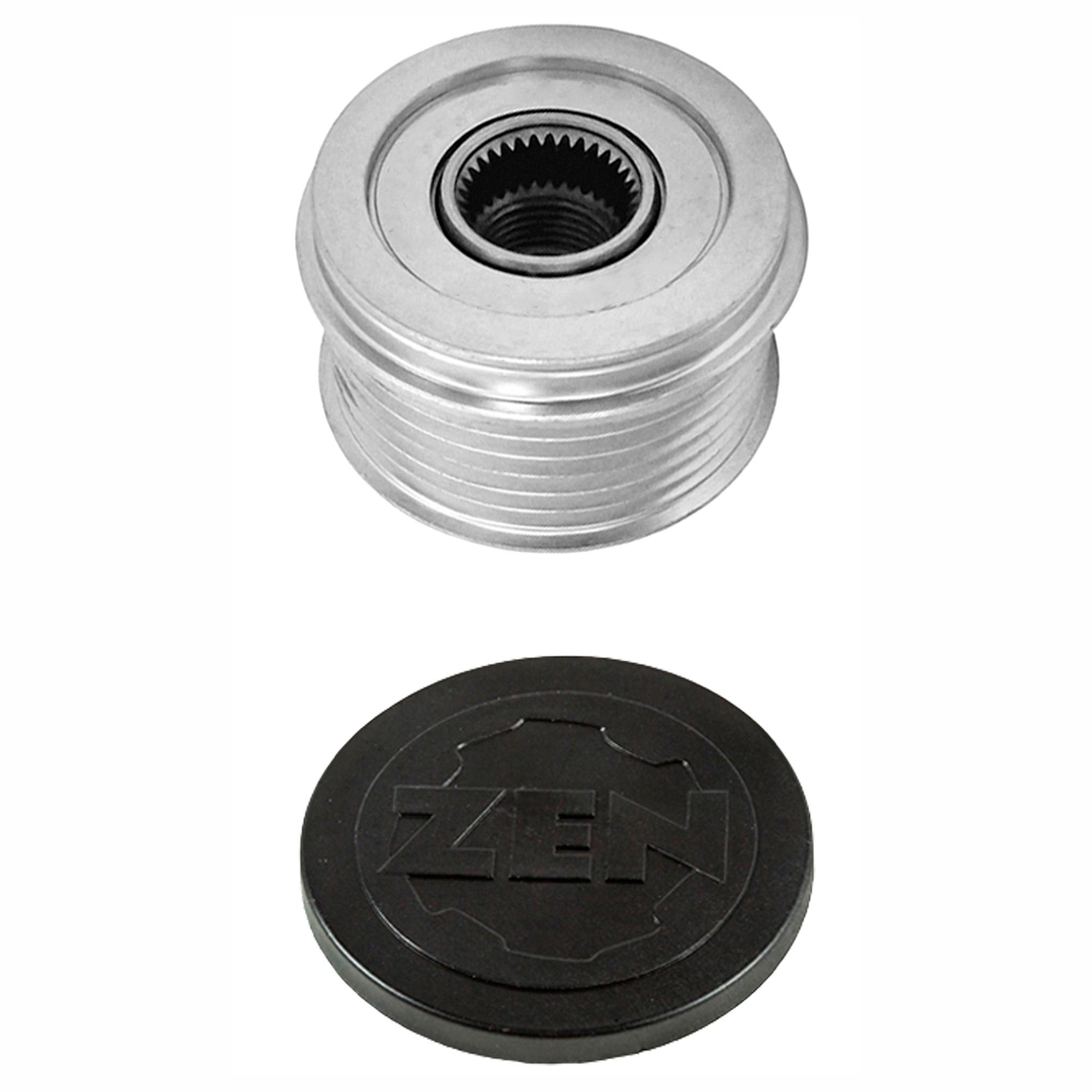 Polia Alternador Roda Livre MAZDA 2.5 OUTLANDER 2.4 (ZEN5511