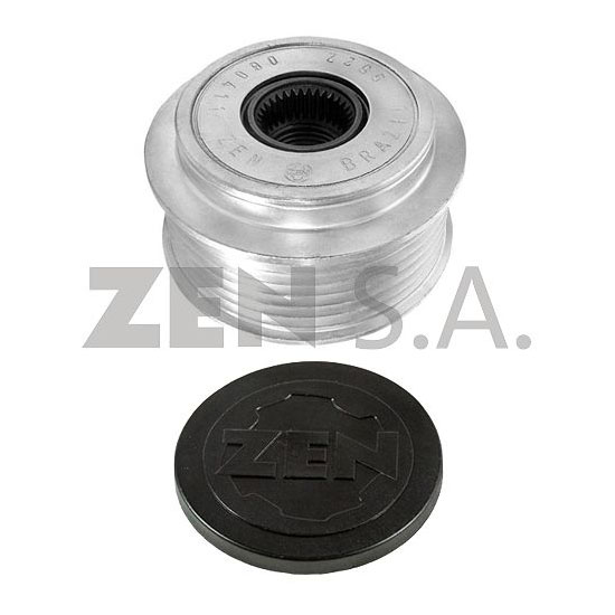 Polia Alternador Roda Livre FRONTIER 2.5 (ZEN5522)