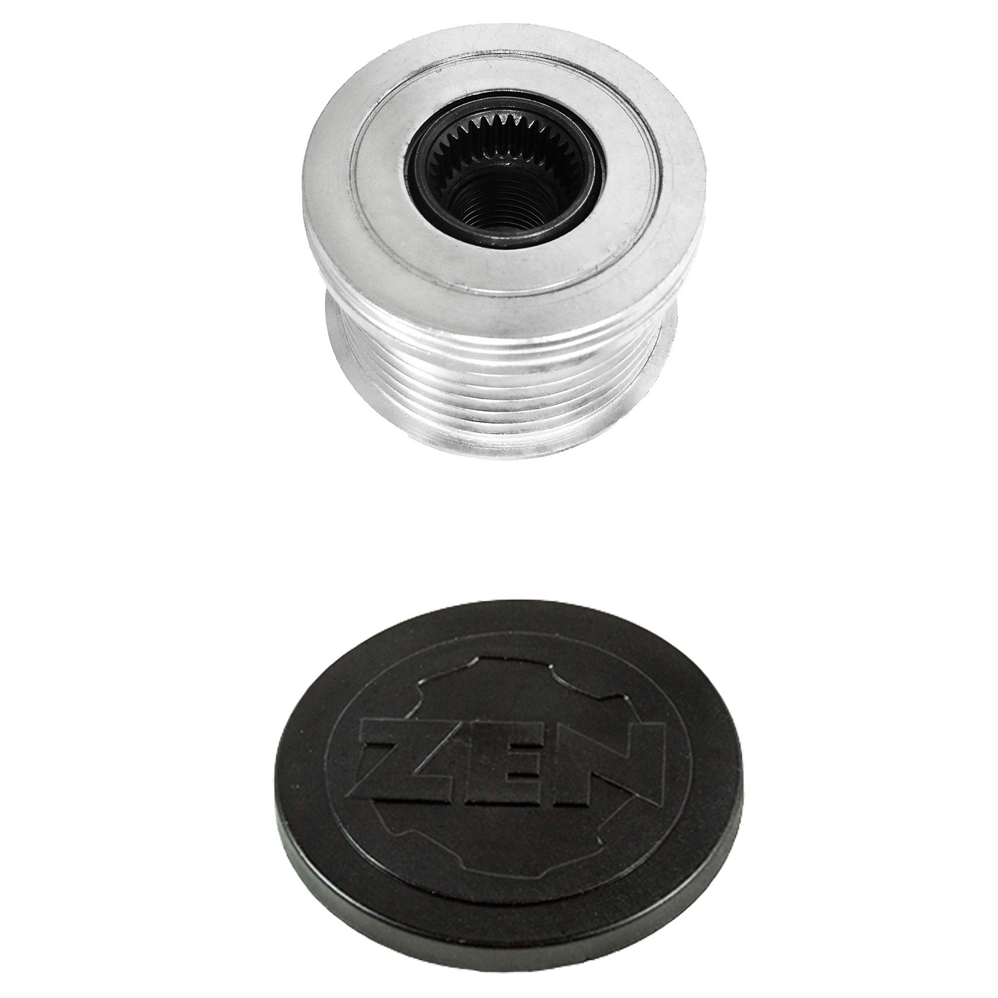 Polia Alternador Roda Livre REXTON SPRINTER (ZEN5529)