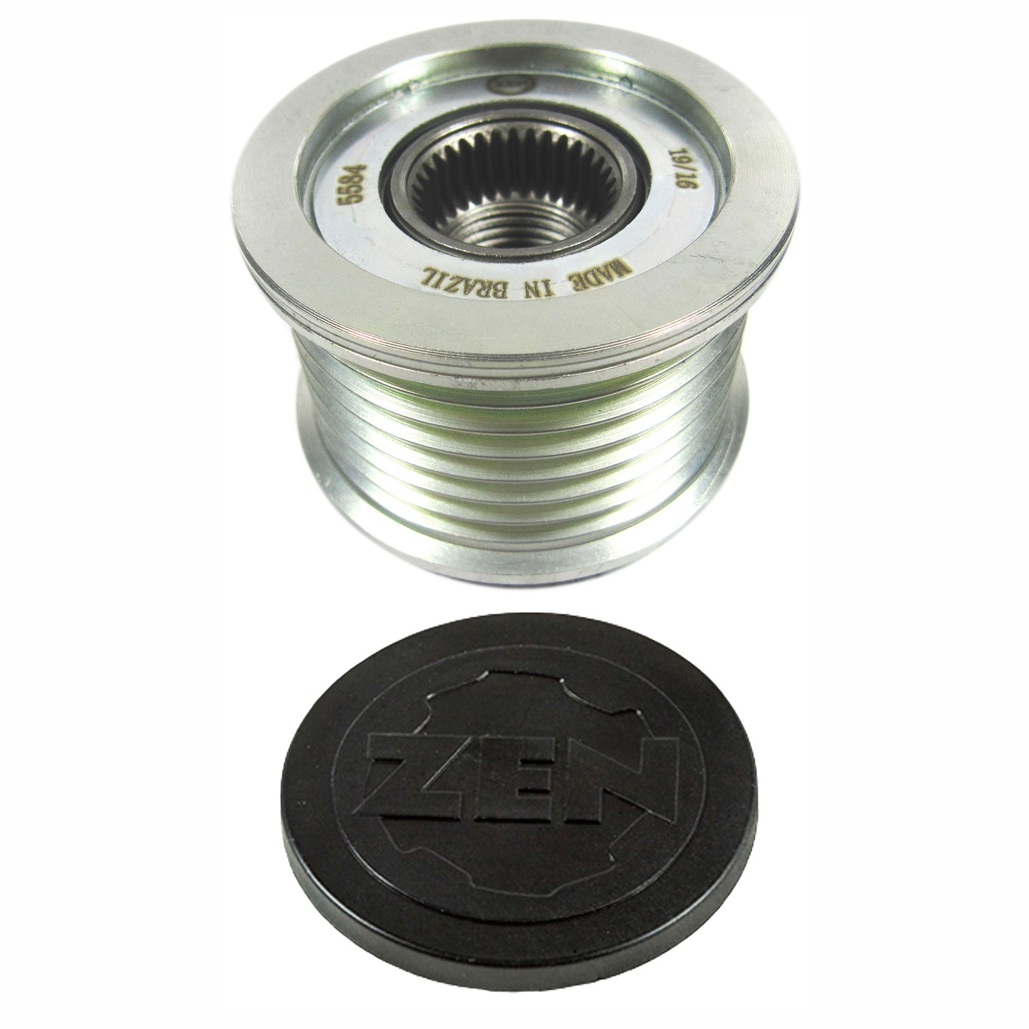 Polia Alternador Roda Livre LAGUNA 2.0 (ZEN5584)