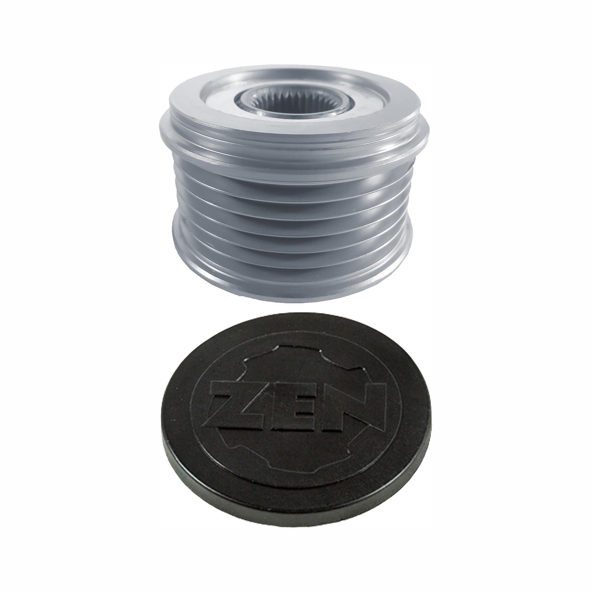 Polia Alternador Roda Livre TUCSON SORENTO (ZEN5593)