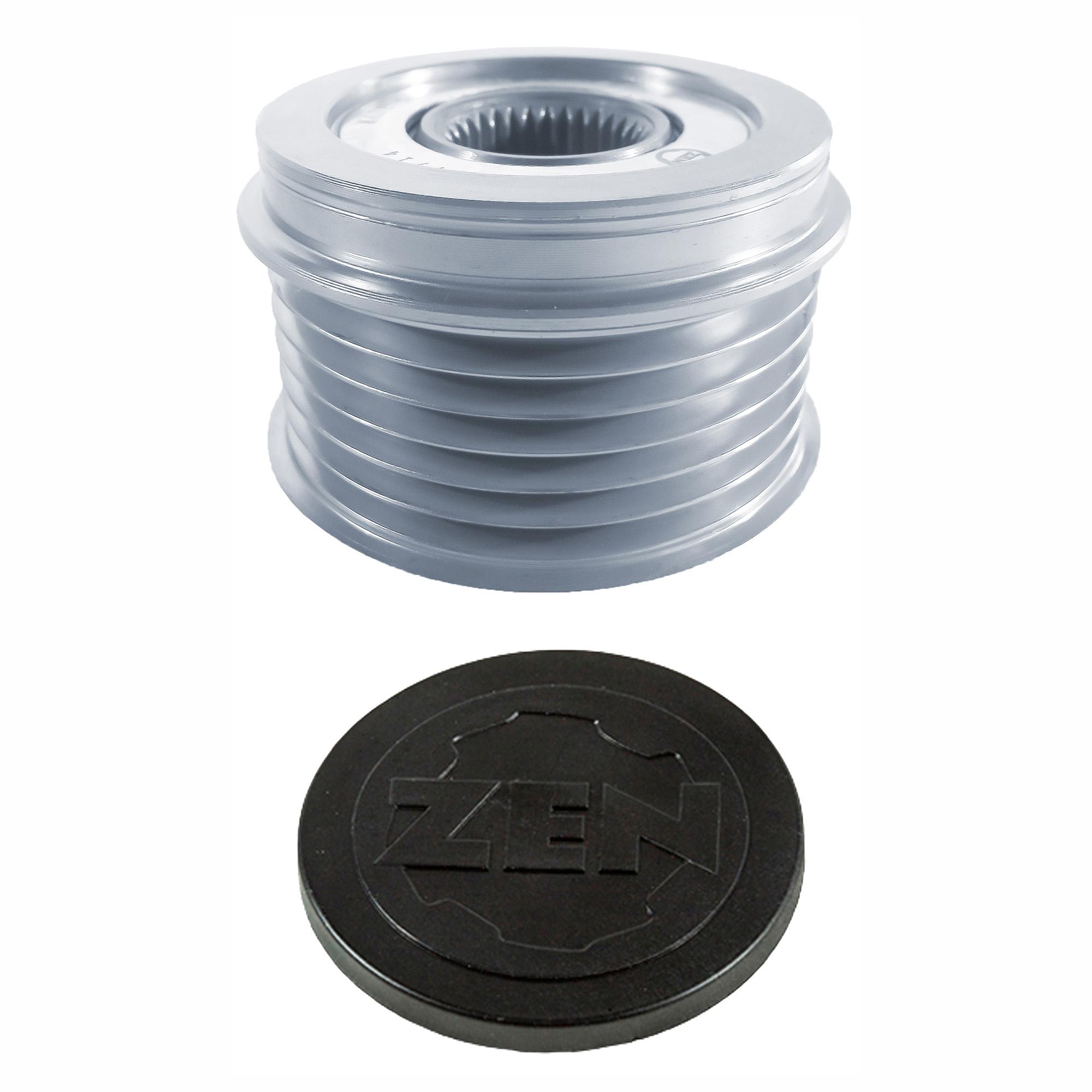 Polia Alternador Roda Livre MERIVA (ZEN5596)