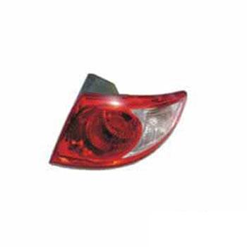 Lanterna Traseira SANTA FÉ - Lado Esquerdo (Canto) (ZN111113