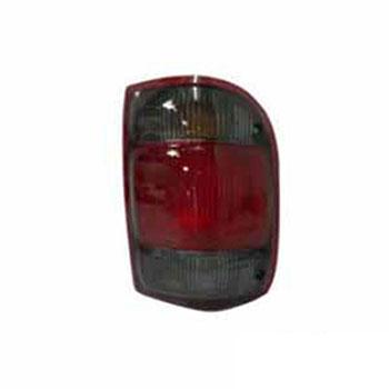 Lanterna Traseira RANGER 1998 até 2004 (Fume) - Lado Esquerd