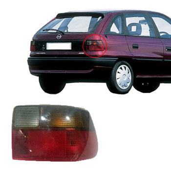 Lanterna Traseira ASTRA HACTH 1993 até 1996 Lado Direito (Fu