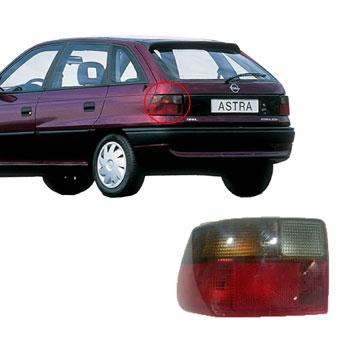 Lanterna Traseira ASTRA HACTH 1993 até 1996 - Lado Esquerdo