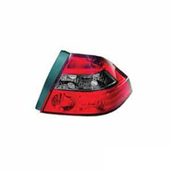 Lanterna Traseira PRISMA 06 até 2012 - Lado Direito (Fume) (