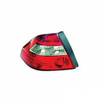 Lanterna Traseira PRISMA 06 até 2012 - Lado Esquerdo (Bicolo