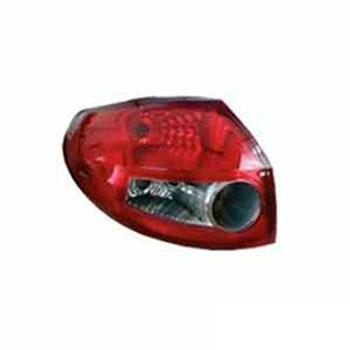 Lanterna Traseira KA 2008 até 2010 - Lado Direito (Fume) (ZN