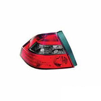 Lanterna Traseira KA 2008 até 2010 - Lado Esquerdo (Fume) (Z