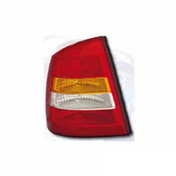 Lanterna Traseira ASTRA HACTH 1998 até 2002 (Tricolor) - Lad