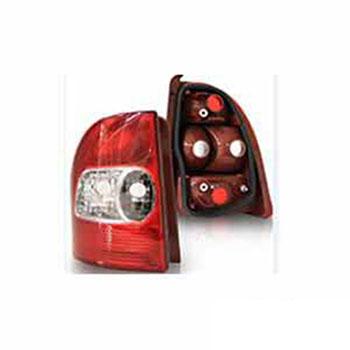 Lanterna Traseira STRADA 2001 até 2003 - Lado Esquerdo (ZN31