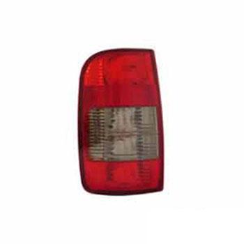 Lanterna Traseira S10 2001 até 2011 - Lado Direito (Fume Esc